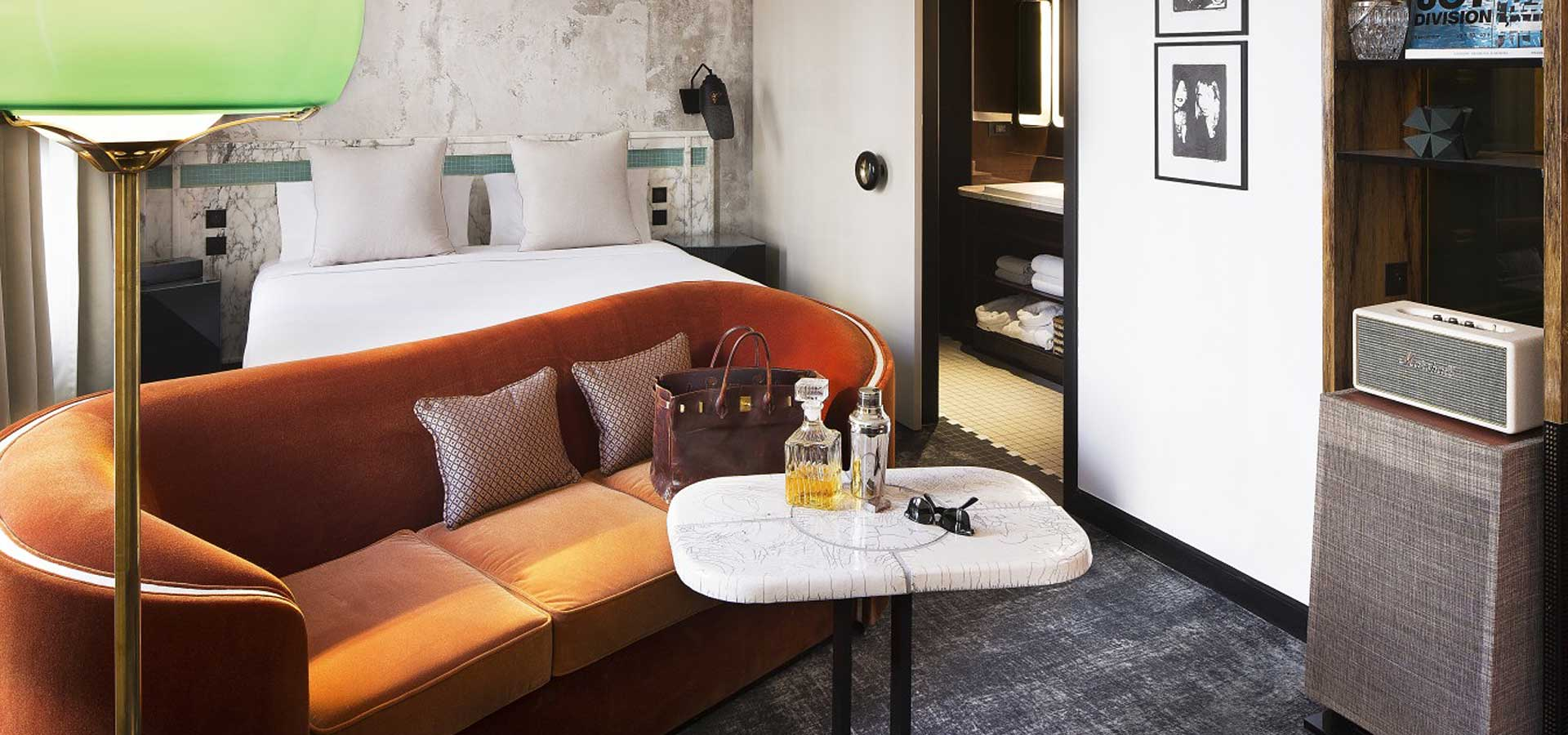 Project Hotel Les Bains By Fabienne L Hostis Raku Ceramics